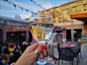 Cheers! Or should I say egészségedre
