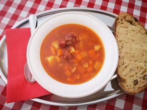 Goulash Delicious Hungarian Soup - What to Eat in Budapest